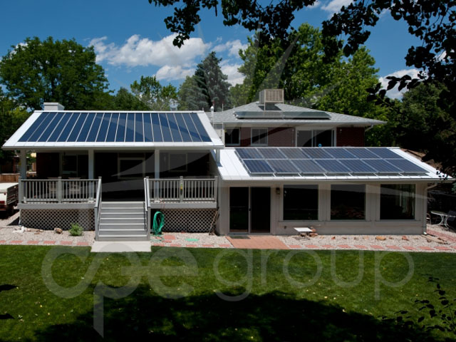 Solar Panel Ev