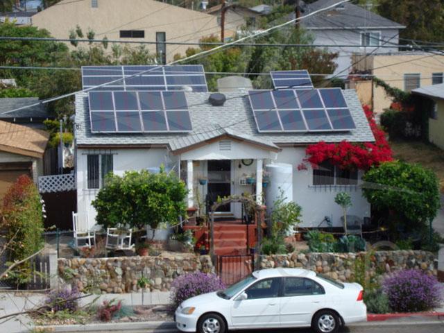 Solar Panel Yazlık