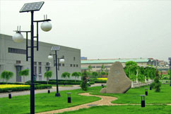 Solar Park Aydınlatma