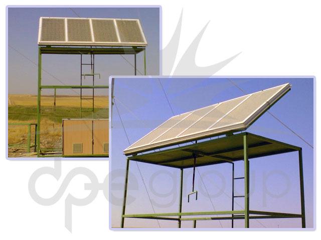 Tigem Ceylanpınar Çiftliği Solar Enerji Kurulumu